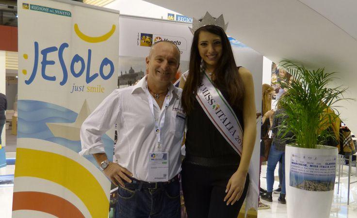Con miss Italia