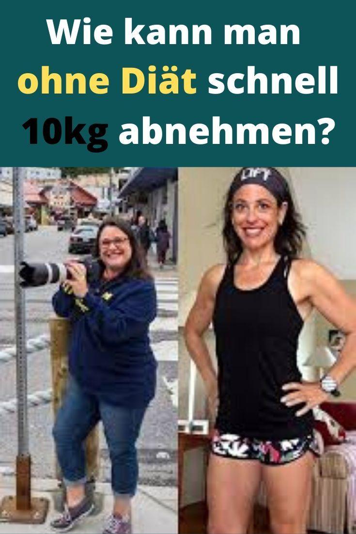 wie kann man schnell 10 kg abnehmen