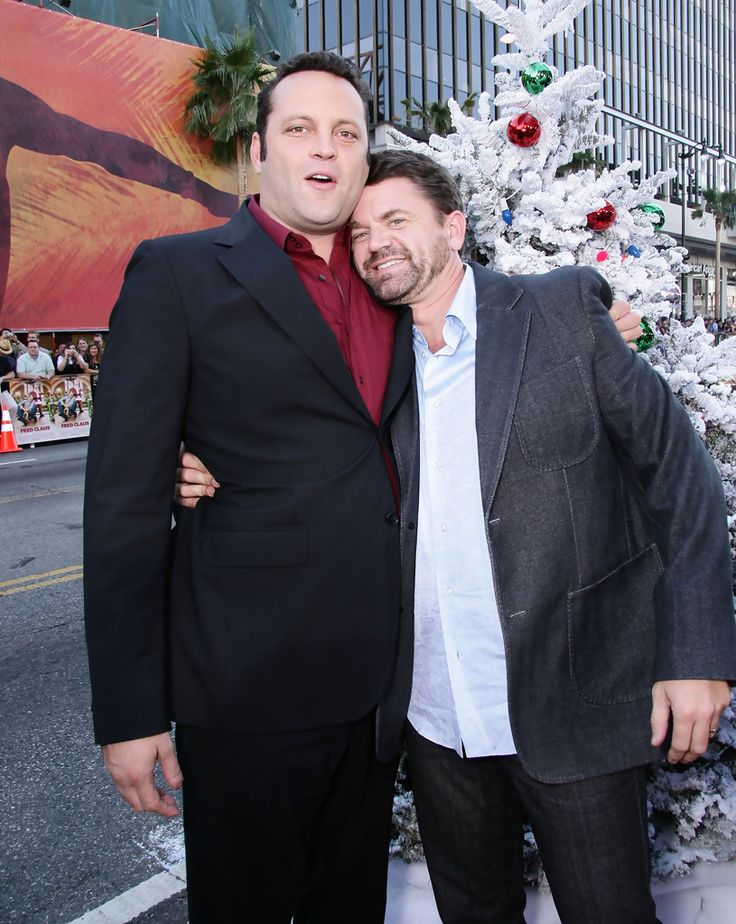 Vince Vaughn and John Michael Higgins