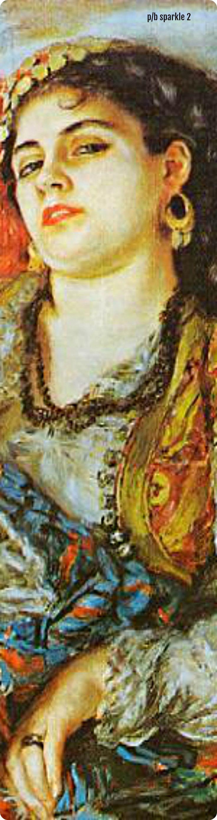 Pierre-Auguste Renoir (1841-1919): Odalisque (An Algerian Woman), 1870