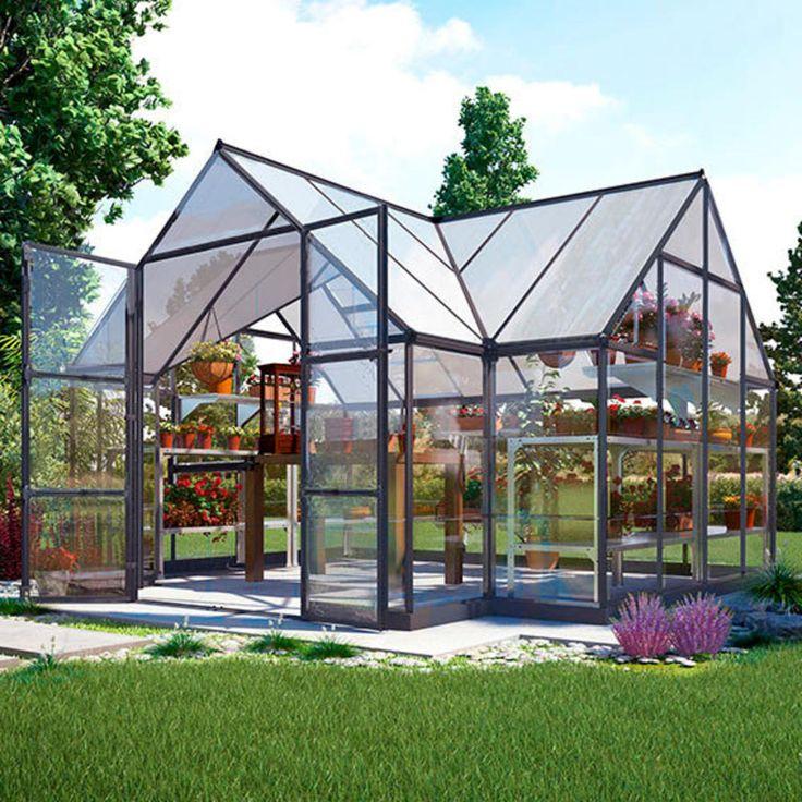 60 best Gewächshaus images on Pinterest | Greenhouses, Gardening and ...