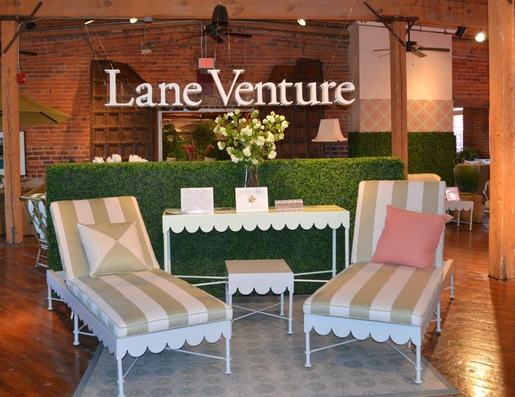 Outdoor Furniture By Celerie Kemble For Lane Venture | Furniture: Seating |  Pinterest | Furniture Market, Winston Salem And High Point