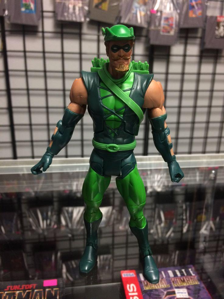 D.C. Universe Classics Wave 9 Green Arrow Mattel