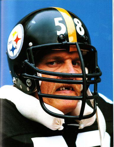 Jack Lambert - Pittsburgh Steelers