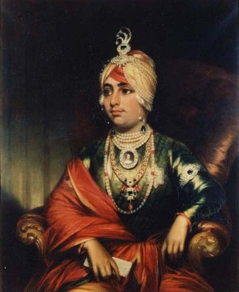 Maharaja Dalip Singh, GCSI (1838, Lahore, Sikh Empire –1893, Paris, France), commonly called Duleep Singh and later in life nicknamed the Black Prince of Perthshire,  was the last Maharaja of the Sikh Empire.
