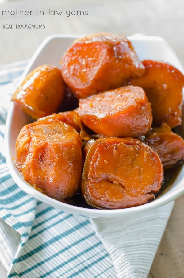 Mother-in-Law Candied Yams http://realhousemoms.com/mother-law-candied-yams/