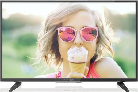 Thomson T32D16DH-01B телевизор  — 11990 руб. —  Телевизор Thomson T32D16DH-01B позволит вам насладиться просмотром фильмов и запуском современных видеоигр без лишних финансовых затрат. Телевизор позволит вам наблюдать за телепередачами и кинолентами на 32-дюймовом экране с поддержкой разрешения 1366 на 768 пикселей и частотой развертки 50 Гц. Таким образом, вы сможете наблюдать за картинкой в HD-разрешении, разместившись в кресле или в диване, а два 5-ваттных динамика позволят обойтись без…