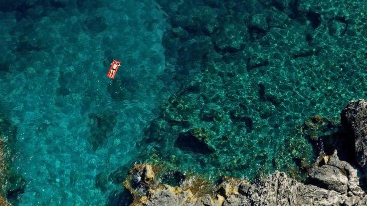 We love Capri island...