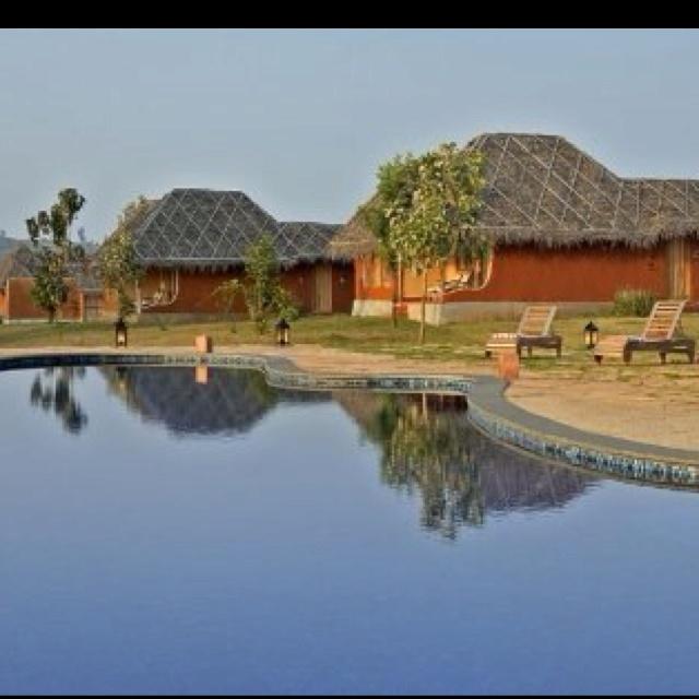Orange County Resort, Coorg ... On my wish list :)