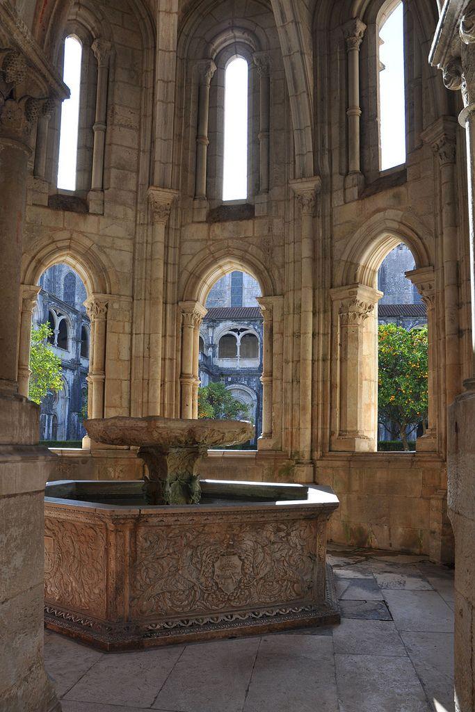 Monestir d'Alcobaça | Flickr: Intercambio de fotos