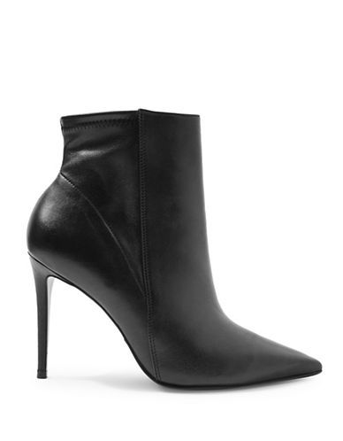 Shoes | Boots  | Hoochie Leather Ankle Boots | Hudson's Bay