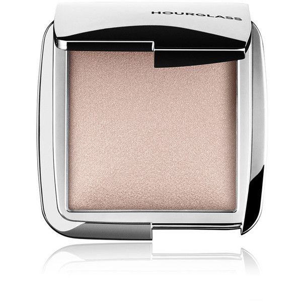Hourglass Ambient® Strobe Lighting Powder ($38) ❤ liked on Polyvore featuring beauty products, makeup, face makeup, face powder, colorless und hourglass cosmetics
