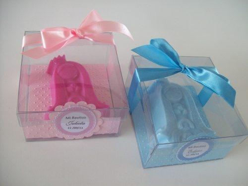 10 Virgencitas Plis Jabon Recuerdos Bautizo Baby Shower - $ 340.00 en MercadoLibre