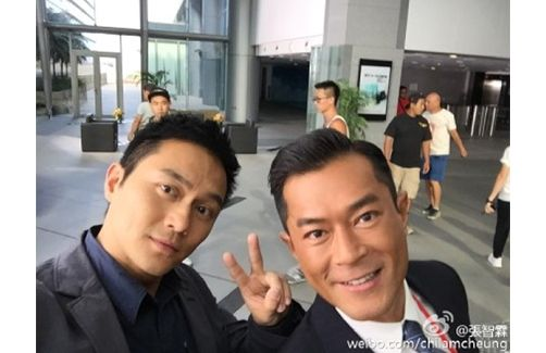 """Crime thriller """"S Storm"""", starring Chilam Cheung and Louis Koo, has wrapped up filming. The former TVB actors' last collaboration was the 1998 movie """"The Suspect."""""""