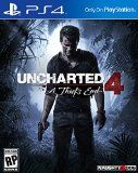 UNCHARTED 4: A THIEFS END – PLAYSTATION 4 UPDATED ON FEBRUARY 27, 2016   Uncharted 4: A Thiefs End – PlayStation 4  by Sony Computer Entertainment  Platform: PlayStation 4 Release Date: April 26, 2016  Buy new: $59.99 $59.88  PlayStation 4