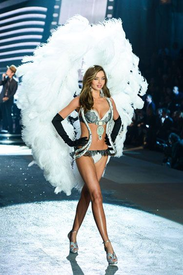 Barbara Fialho Victoria's Secret Show 2012 - Celebrity and Party Photos - Harper's BAZAAR