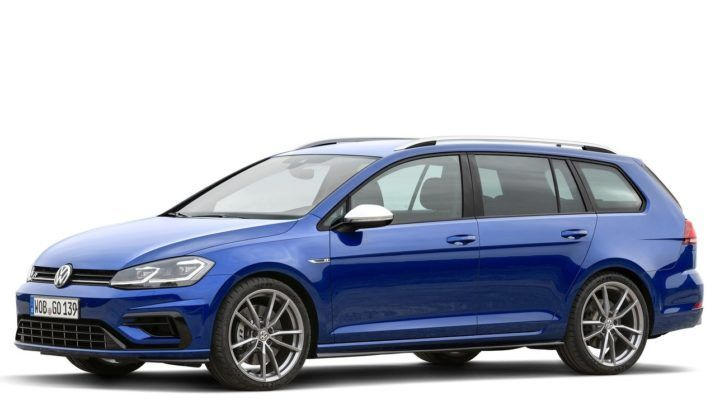 2018 Vw Golf R Variant Oopscars Carros Auto