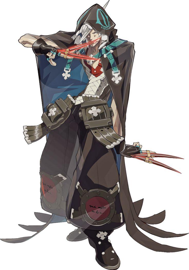 Guilty Gear Xrd Revelator - Raven by hes6789 on DeviantArt