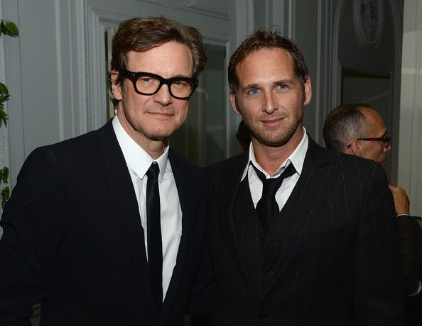 Colin Firth Photos Photos - Colin Firth and Josh Lucas attends 'Magic In The Moonlight' premiere after party at Harlow on July 17, 2014 in New York City. - 'Magic in the Moonlight' Afterparty in NYC