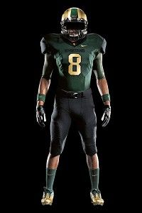 Michigan State 2011 Special Football Uniform