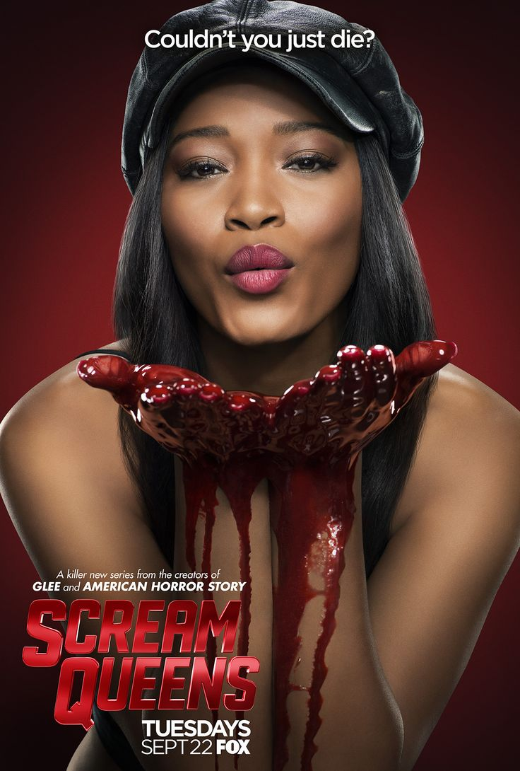 Keke Palmer | Zayday  Scream Queens premieres Tuesday, Sept. 22 on FOX!  Check out the latest buzz on http://www.fox.com/scream-queens