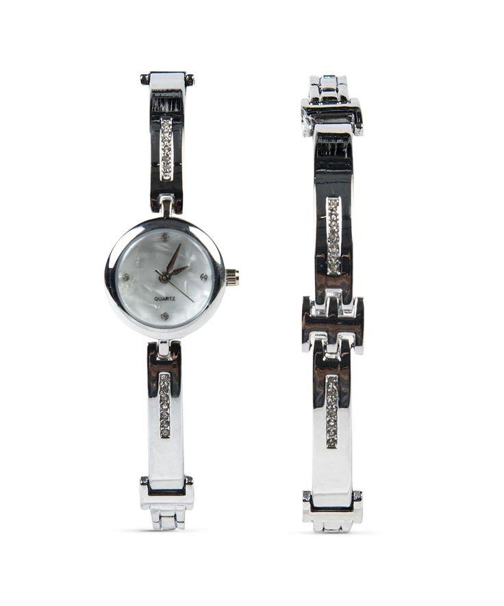 Watch & Bracelet Set