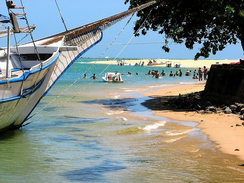 Gunga Beach - Maceió - Alagoas -  Brasil