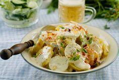 Cea mai bună salată de cartofi din lume | Retete culinare - Romanesti si din Bucataria internationala