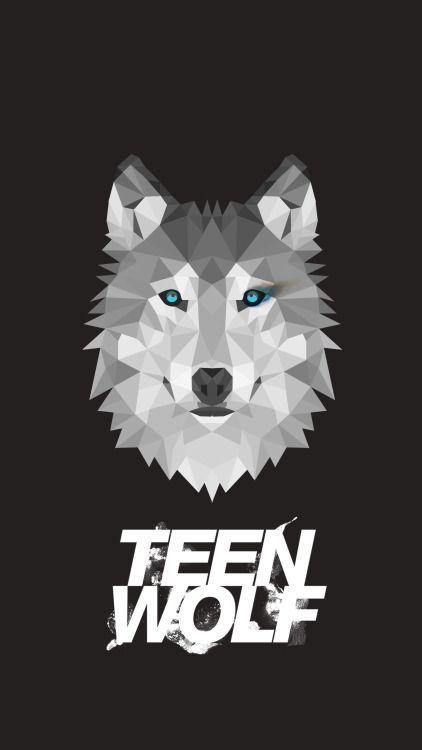 teen wolf logo hd wallpaper - Google-søk