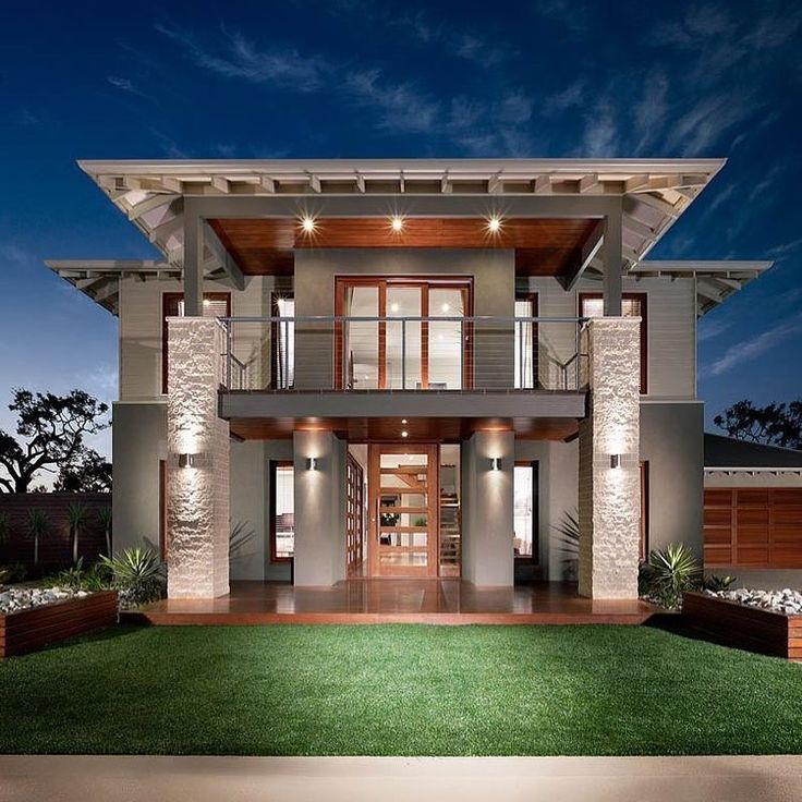 Goodnight Photo Credit Architecture House Modern House Facades Facade House