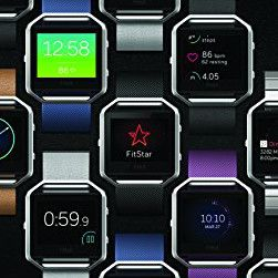 "Fitbit smartwatch the end of the fall, the model is ""really not sexy."""