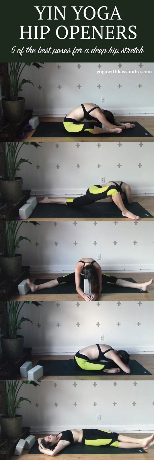 Your hips tie together the spine and the legs, and as a result mobility in this area is key to your overall movement. These five poses w...