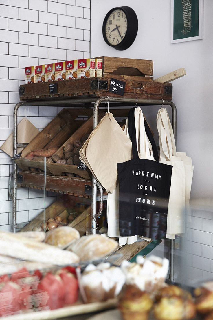 #Cafe style. A local shop for local people is serving the Harringay community with food, drink and... vinyl?... http://www.we-heart.com/2015/02/25/harringay-local-store-london/