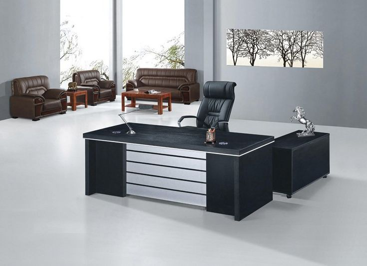 17 best images about office furniture ideas on pinterest for Best executive office design