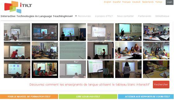 Découvrez comment les enseignants de langue utilisent le tableau blanc interactif http://crdp.ac-amiens.fr/cddpoise/blog_mediatheque/?p=7549