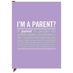 I'm a Parent? Journal | Paper Products Online