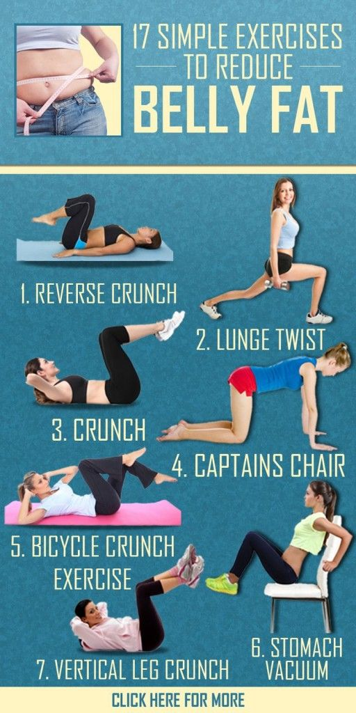 16 Simple Exercises To Reduce Belly Fat:http://healthylife365.space/16-simple-exercises-to-reduce-belly-fat/
