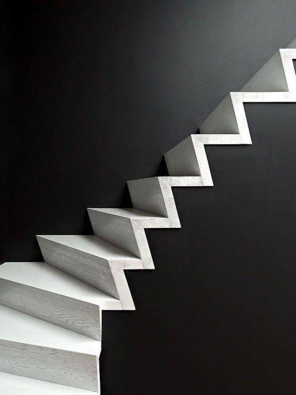 Concrete stairs betonnen trap betondesign beton houten trappen staircases concrete - Eigentijds trap beton ...