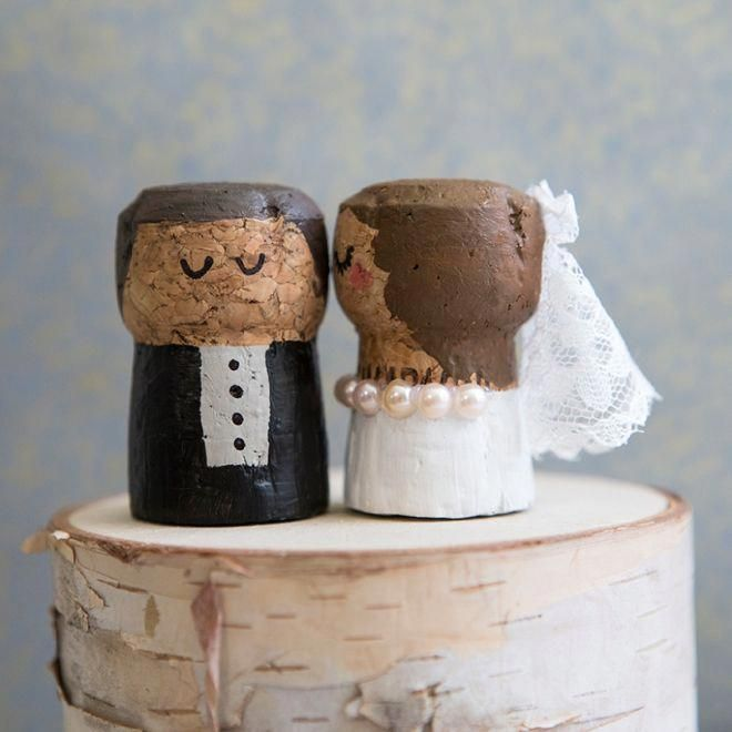Cork Wedding Memory: Beer Corks!, See Made By Hand, Classic, As Well As One Of