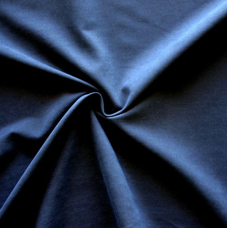 Navy Boardshort Fabric