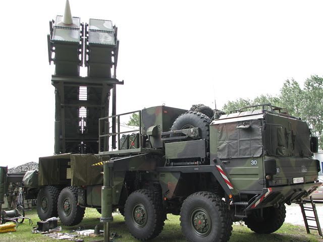 'Hackers' give orders to German missile battery