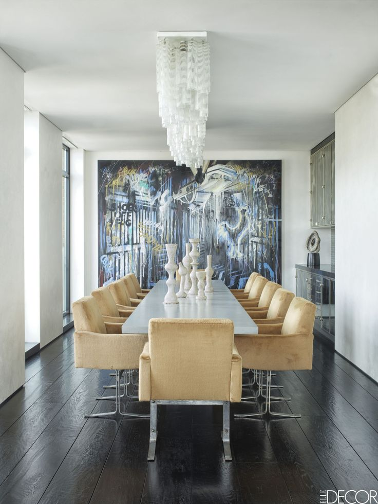 HOUSE TOUR: A Glamorous West Village Loft That's Made For Entertaining