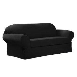 Maytex Collin Stretch 2-Piece Slipcover Sofa