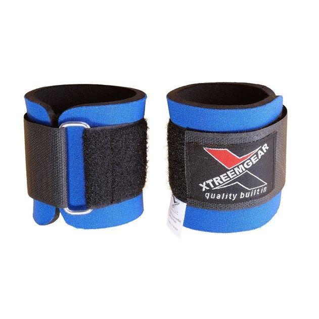 Weight Lifting Wrist WrapsTraining Straps Velcro Locked with Hook W1-B