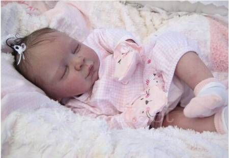 Bebê Reborn Chrisy (PROMOÇÃO)
