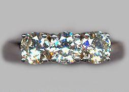 Catawiki pagina online de subastas Anillo de boda de diamantes de 1,59 ct en oro blanco https://subastas.catawiki.es/kavels/8116123-anillo-de-boda-de-diamantes-de-1-59-ct-en-oro-blanco