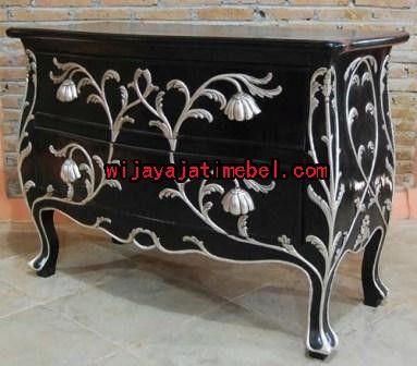 Meja Nakas Mewah Mebel Jepara | Furniture Jepara | Bedside | Wijaya Jati Mebel