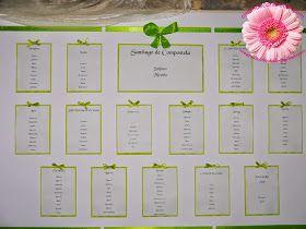 Creandoconilcuore: Matrimonio color Verde Mela