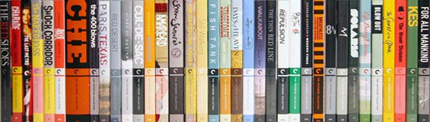 The Criterion Collection    The Criterion Collection is dedicated to gathering the greatest films from around the world and publishing them in editions of the highest technical quality, with supplemental features that enhance the appreciation of the art of film.