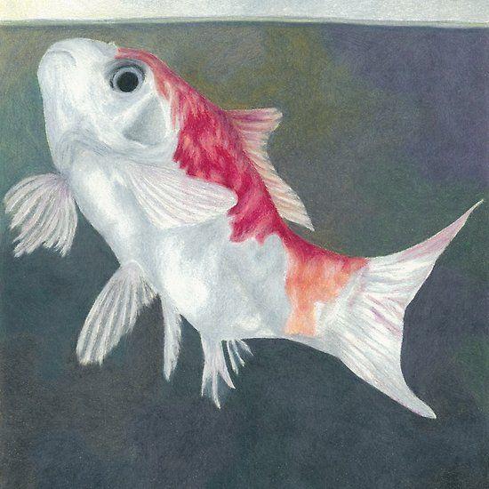 Kleiner Fisch Ertrinkt